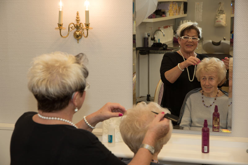Friseur München Laim Haare schneiden
