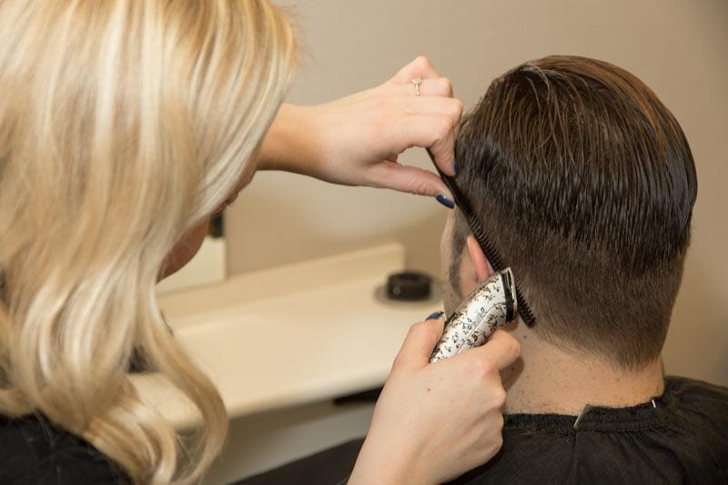 Haare schneiden Kerstin Bolz
