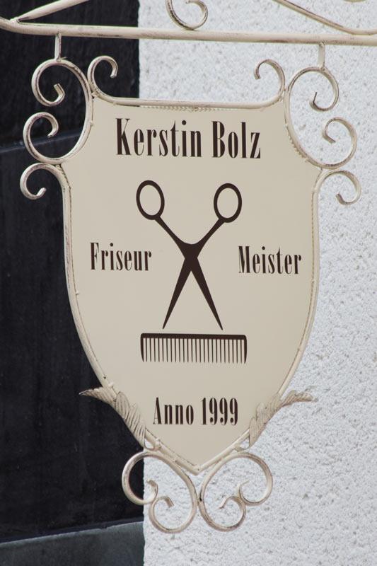 Kerstin Bolz Schild